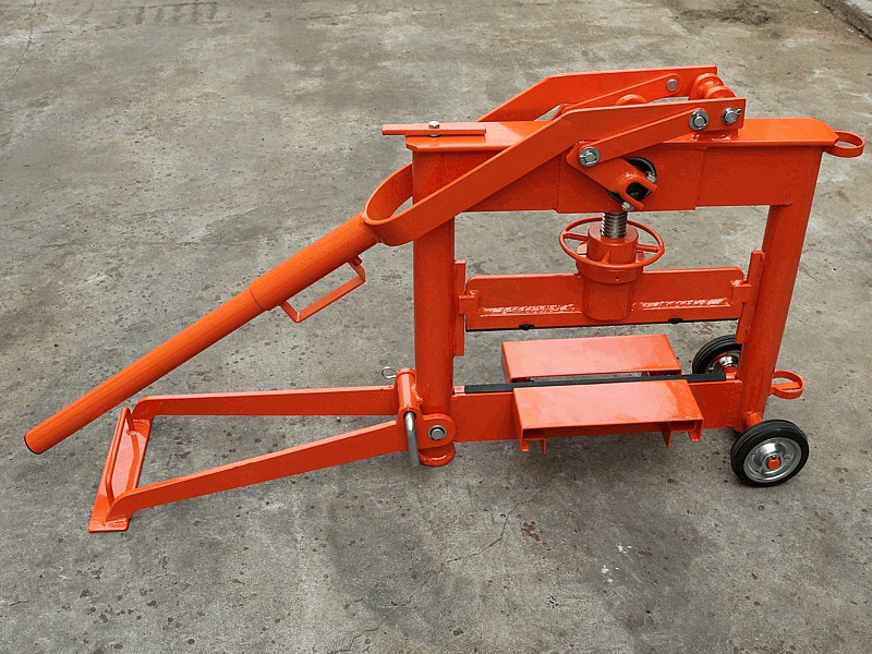 ZQ430P-A Concrete Stone and Slab Wall Splitter